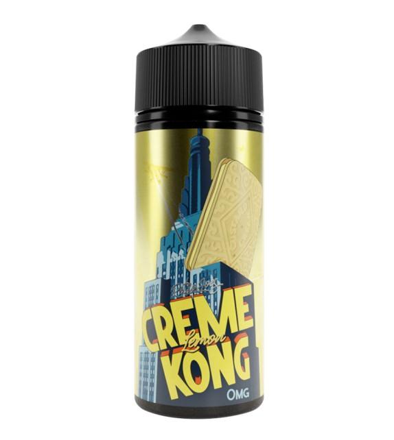 Creme Kong - Lemon Creme By Retro Joe's
