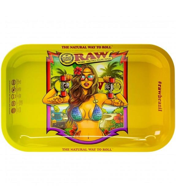 Raw - Tray - Brazil 2