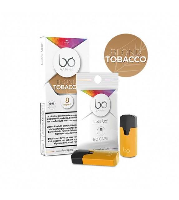 BO Caps - Blond Tobacco