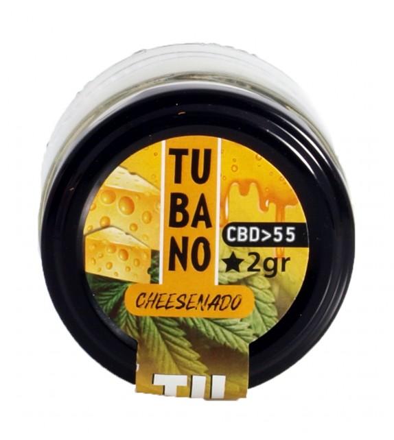 Πυθία CBD - Tubano Cheeseado 2g 55%