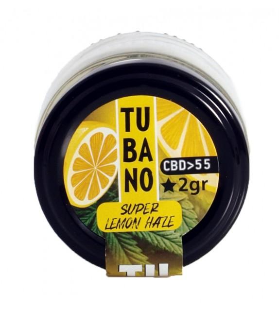 Πυθία CBD - Tubano Super Lemon Haze 2g 55%