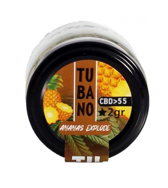 Πυθία CBD - Tubano Ananas Explode 2g 55%
