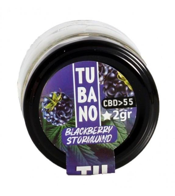 Πυθία CBD - Tubano Blackberry Stormwind 2g 55%