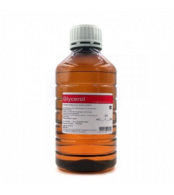 ECIG - Γλυκερίνη Φαρμ. 99.96% (VG) 1000ml