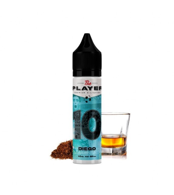 The Player 10 Diego 60ml Flavour Shot