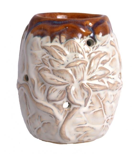 Ceramic Oil Burner Green 11A