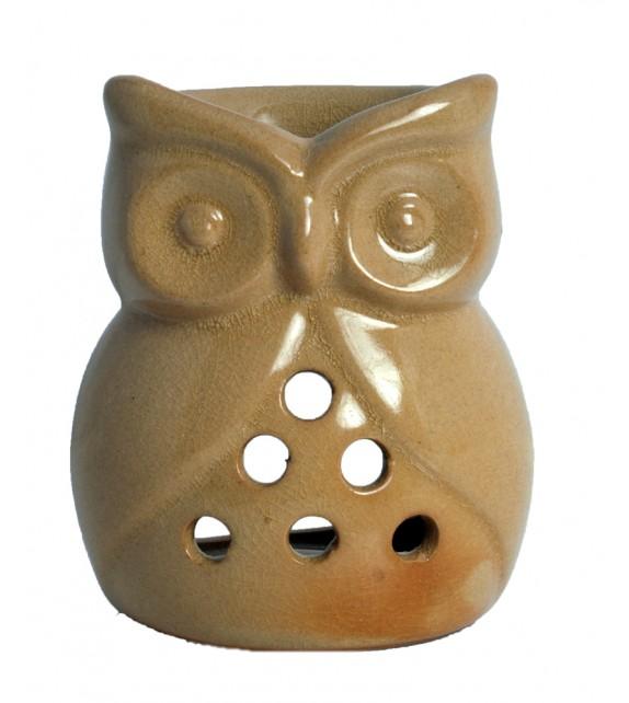 Ceramic Oil Burner Brown 31B