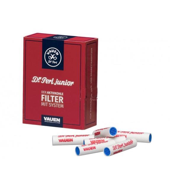 Vauen Pipe Filters 9mm 40pcs