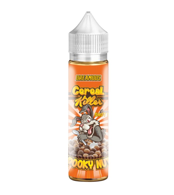 Dreamods - Spooky Nuts 120ml Flavour Shot