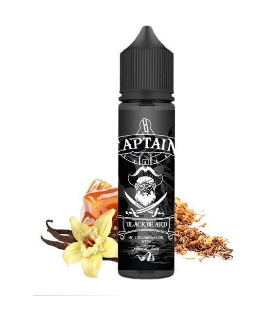 Captain - Blackbeard 60ml Flavour Shot