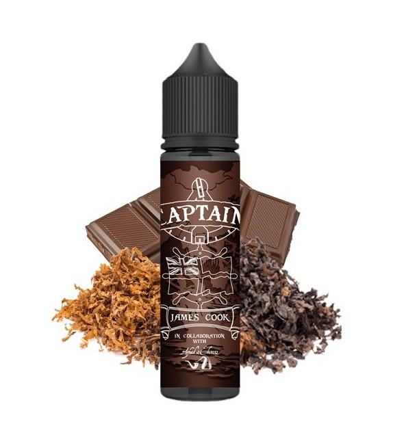 Captain - James Cook 60ml Flavour Shot