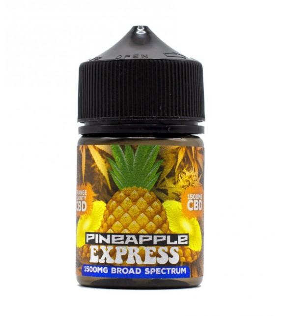 Orange County - Pineapple Express CBD E-Liquid 50ml 1500mg
