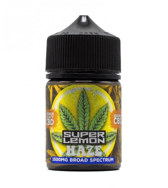 Orange County - Super Lemon Haze CBD E-Liquid 50ml 1500mg