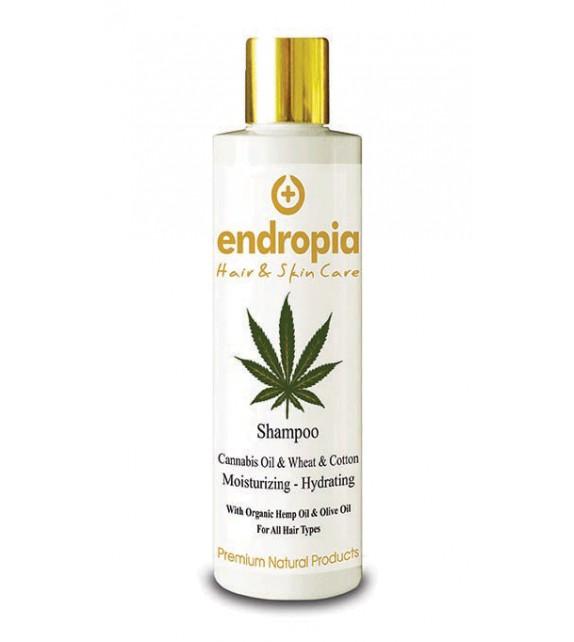 Endropia - Cannabis Wheat & Cotton Shampoo 250ml