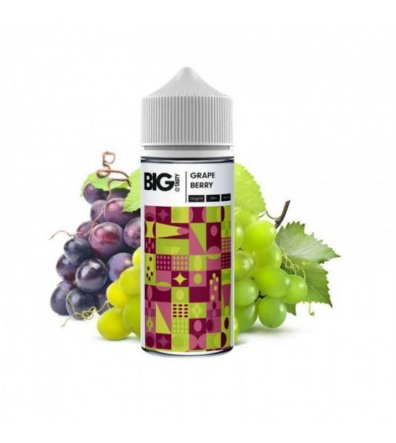 Big Tasty - Grape Berry 120ml Flavor Shot