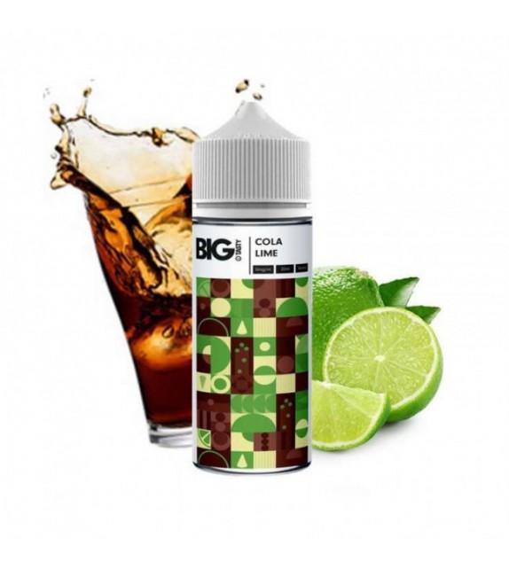 Big Tasty - Cola with Lime 120ml Flavor Shot