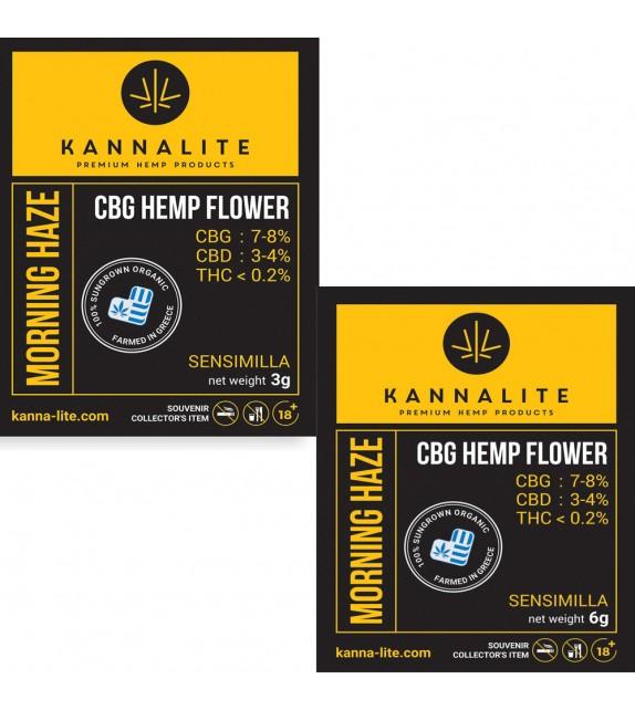 Kannalite - Holy Kush 10% CBD 9g