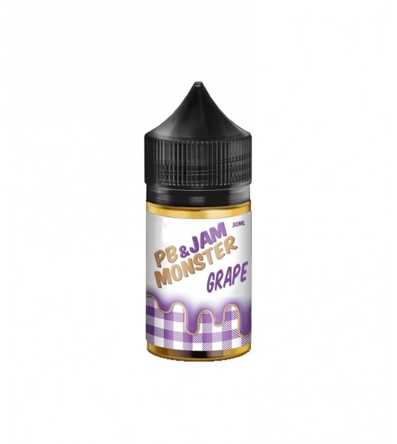 Jam Monster - PB & Grape 120ml Flavour Shot