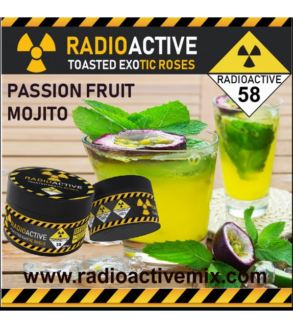 RadioActive - Nutty Banana Smoothie 200g