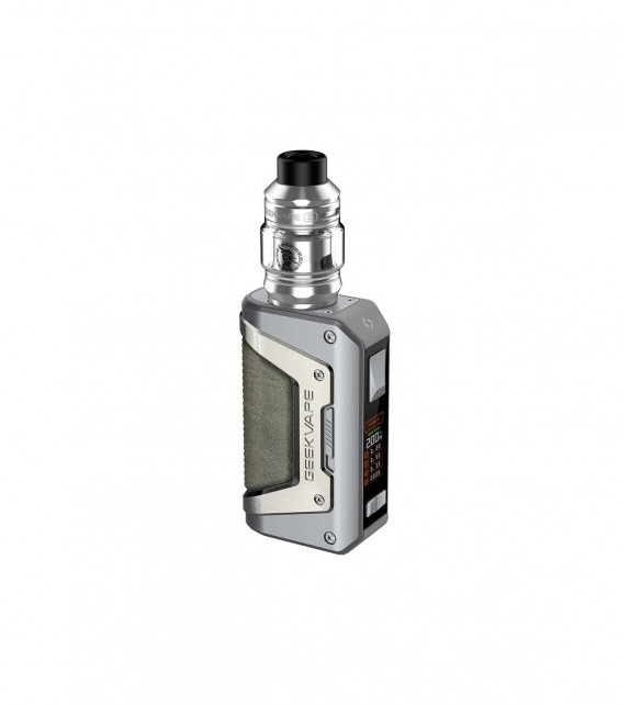 Geekvape - Aegis Legend 2 L200 Zeus Sub Ohm Kit Silver