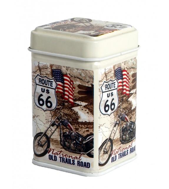 Metal Box - Route 66