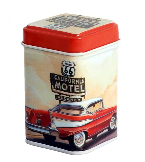 Metal Box - Route 66 Classic Car