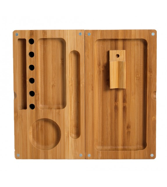 Wooden Magnetic Box