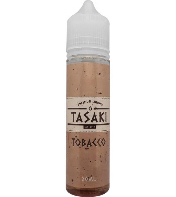 Tasaki - Tobacco 60ml Flavour Shot