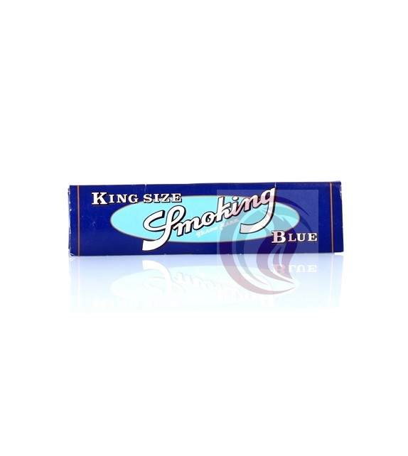 SMOKING - BLUE - ΜΠΛΕ - KING SIZE