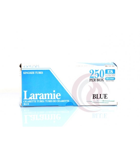 LARAMIE - KING SIZE BLUE