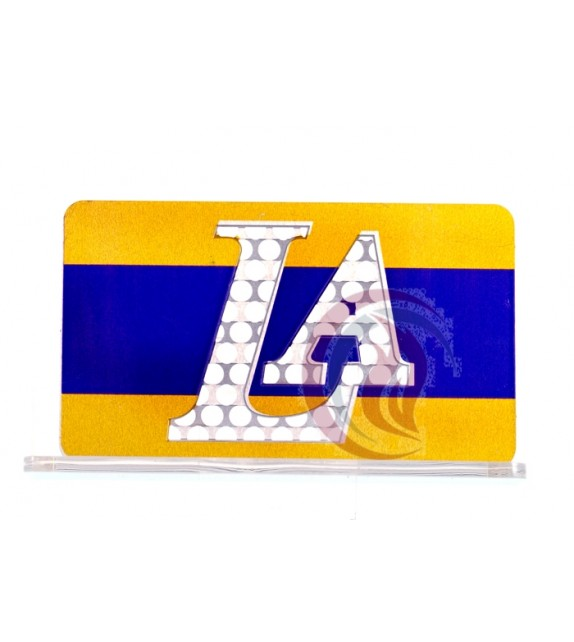 GRINDER CARD - LA