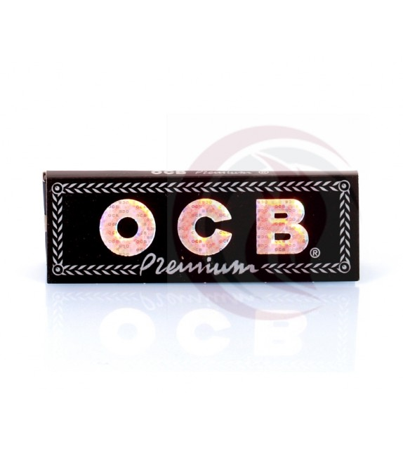 OCB PREMIUM - BLACK - 1 1/4