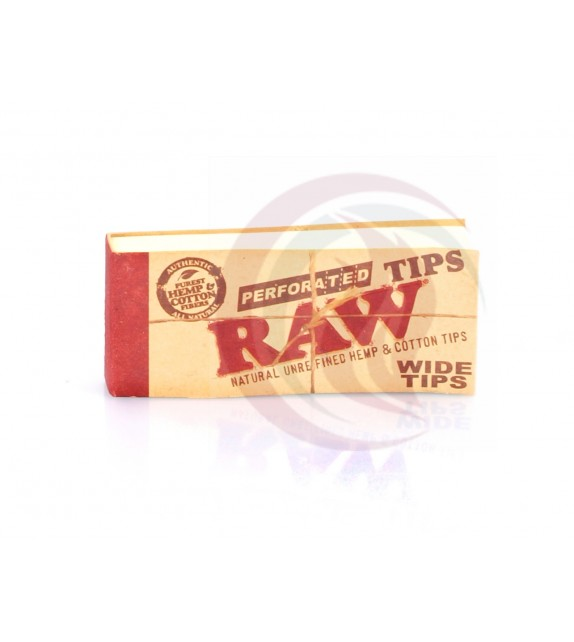 RAW - WIDE TIPS