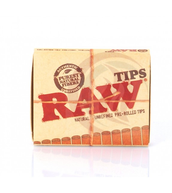 RAW - PREROLLED TIPS