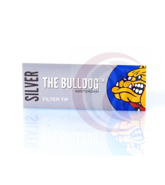 THE BULLDOG -  SILVER