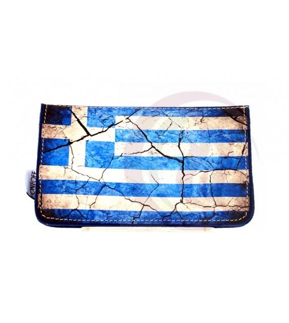 ON&OFF - GREEK FLAG