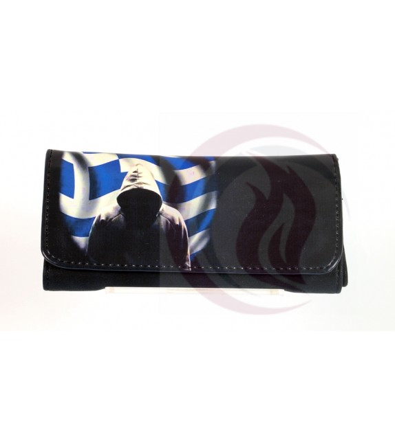 CIGAR ACCESSORIES - HELLENIC FLAG