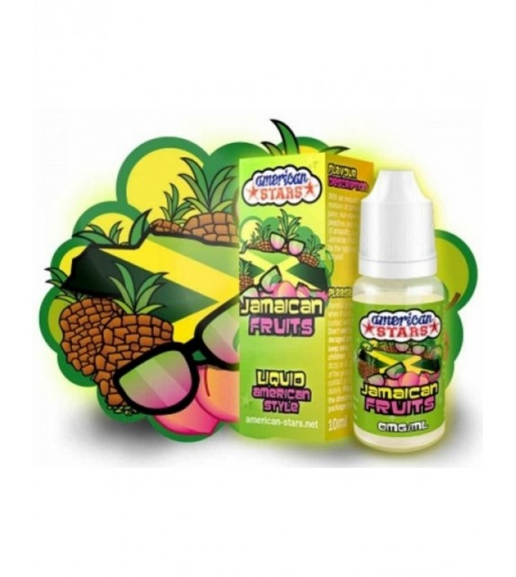 Jamaican Fruits 10ml