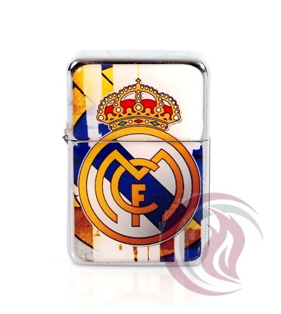 ZIPPO TYPE - REAL MADRID