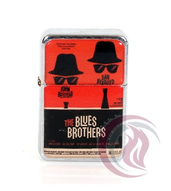 ZIPPO TYPE - BLUES BROTHERS