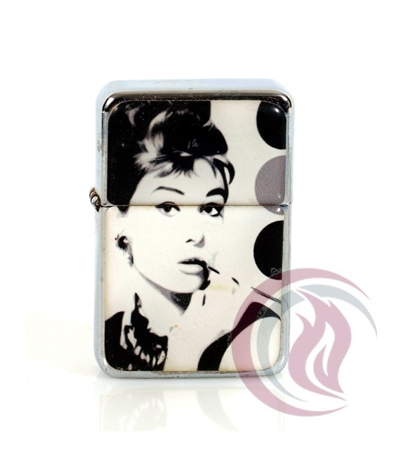 ZIPPO TYPE - BREAKFAST AT TIFFANY'S