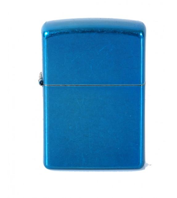 ZIPPO - BLUE CHROME