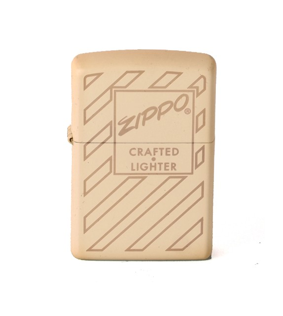 ZIPPO - CRAFTED