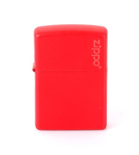 ZIPPO - LOGO RED