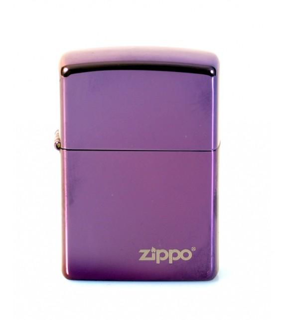 ZIPPO - PURPLE LOGO