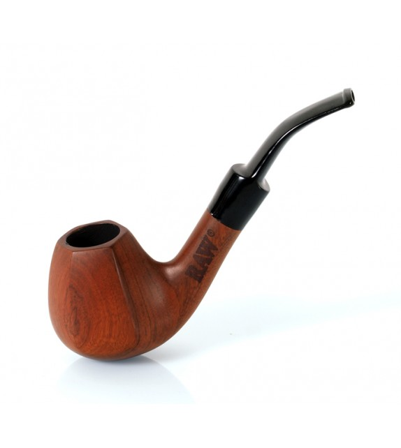 RAW - WOODEN PIPE Dark