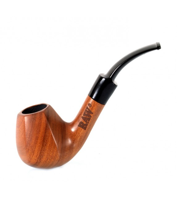 RAW - WOODEN PIPE