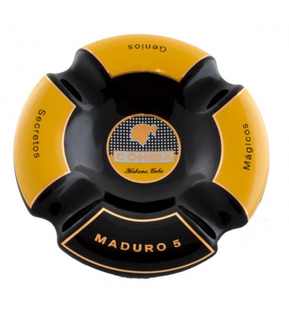 COHIBA - MADURO ASHTRAY 4CIG