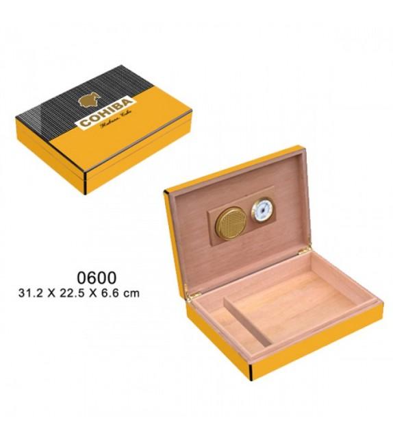 COHIBA - Wooden Cigar Humidor