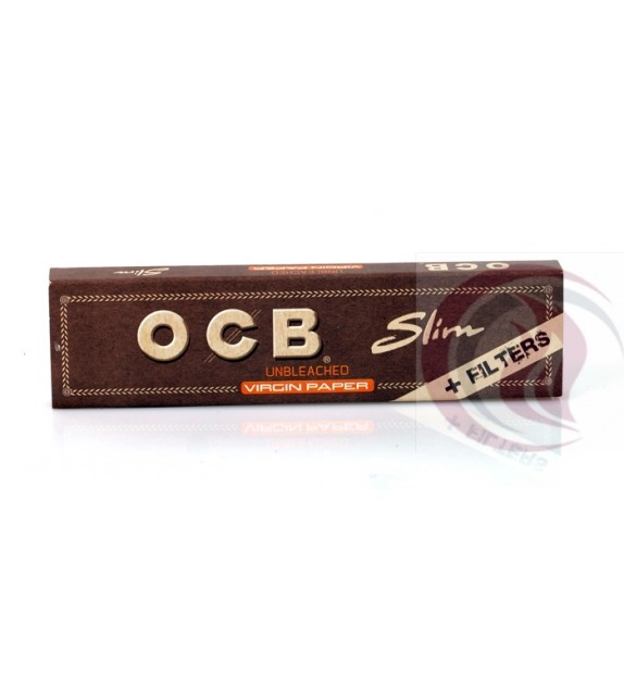 OCB UNBLEACHED - KING SIZE + FILTERS